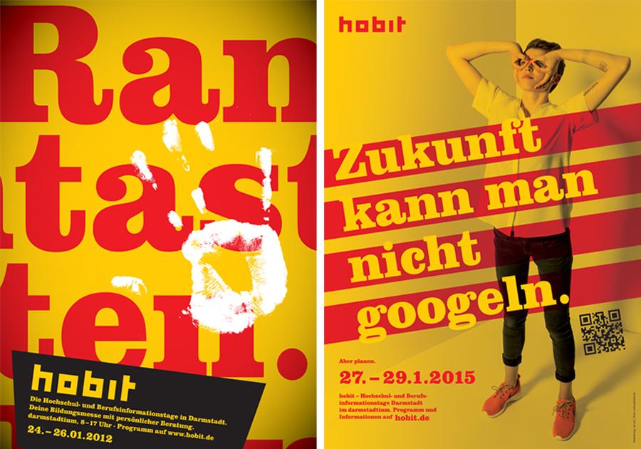 Lola Hahn Freelance Grafik Graphic Design hobit