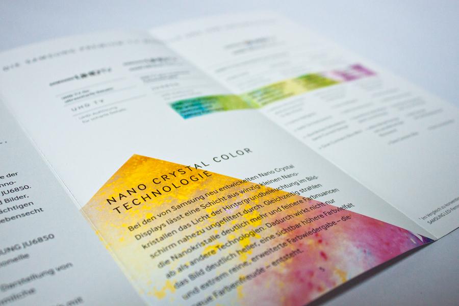 Lola Hahn Freelance Grafik Graphic Design Samsung